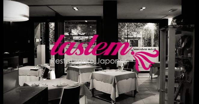 Cenar por valencia 5 tastem restaurante japon s con - Restaurante tastem valencia ...