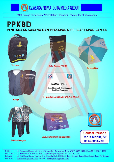 Sarana Kerja PPKBD / SUB PPKBD 2016 Add caption    Add caption Sarana PPKBD Kit 2016 ,Distributor Produk DAK BkkbN 2016, PPKBD BkkbN 2016