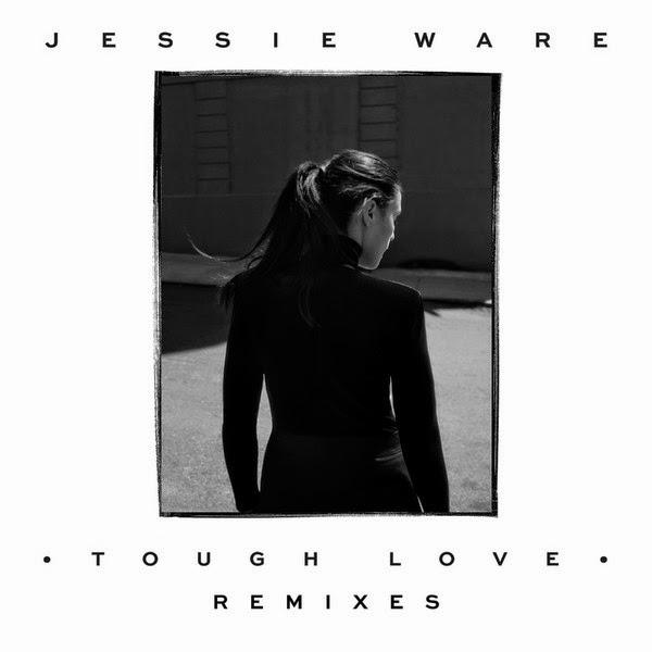 Jessie Ware - Tough Love (Remixes) - Single Cover
