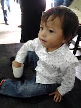 21 Months old Lil Irfan Ahmad