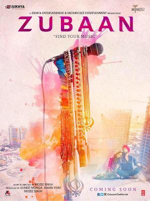 Poster Zubaan