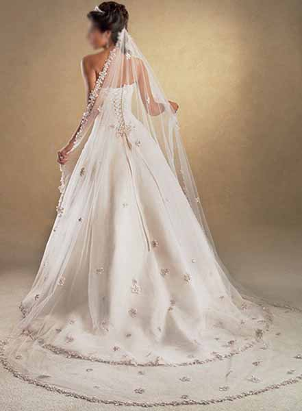 wedding dress - simple wedding dress