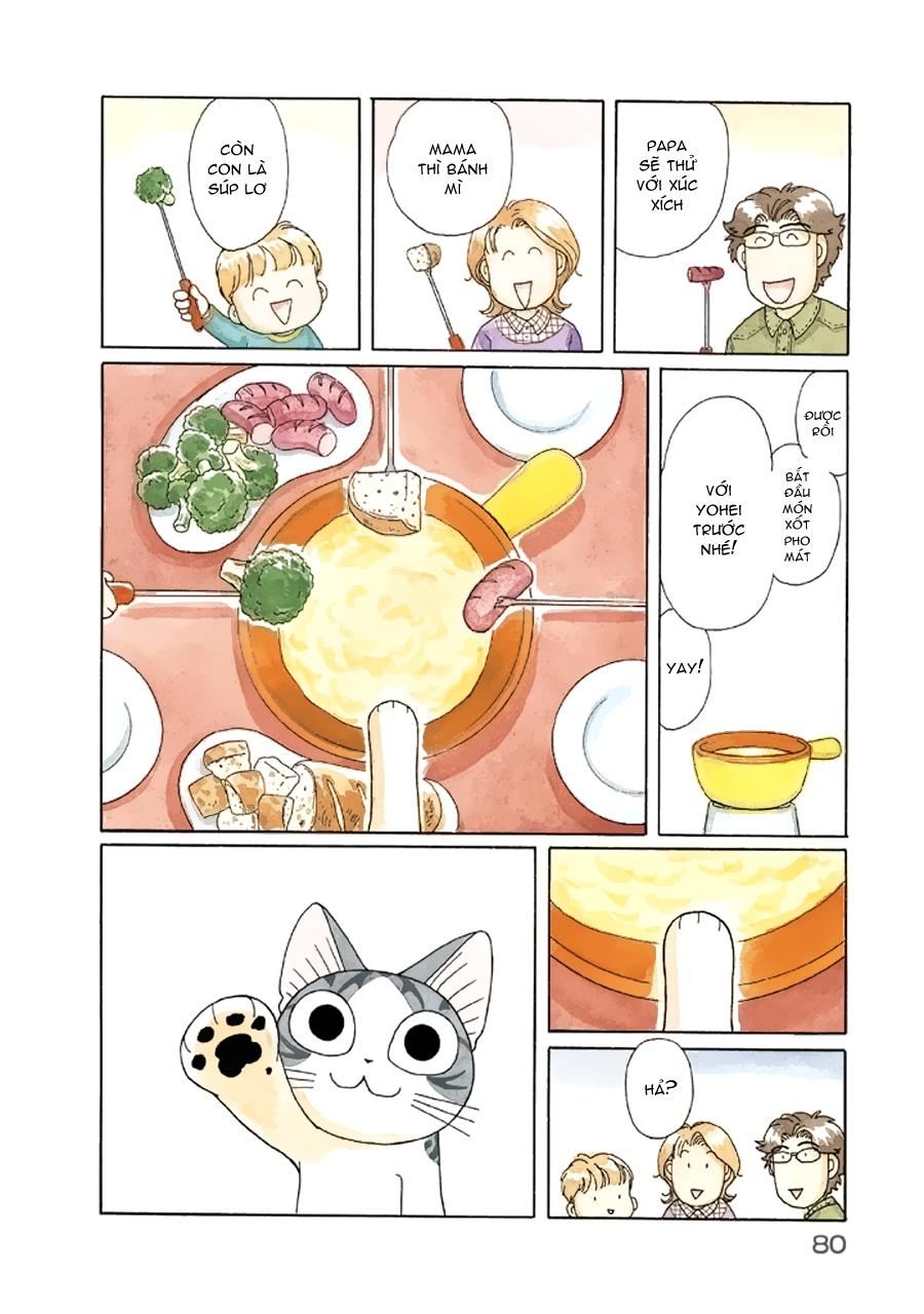 TruyenHay.Com - Ảnh 2 - Chii's Sweet Home Homemake 121