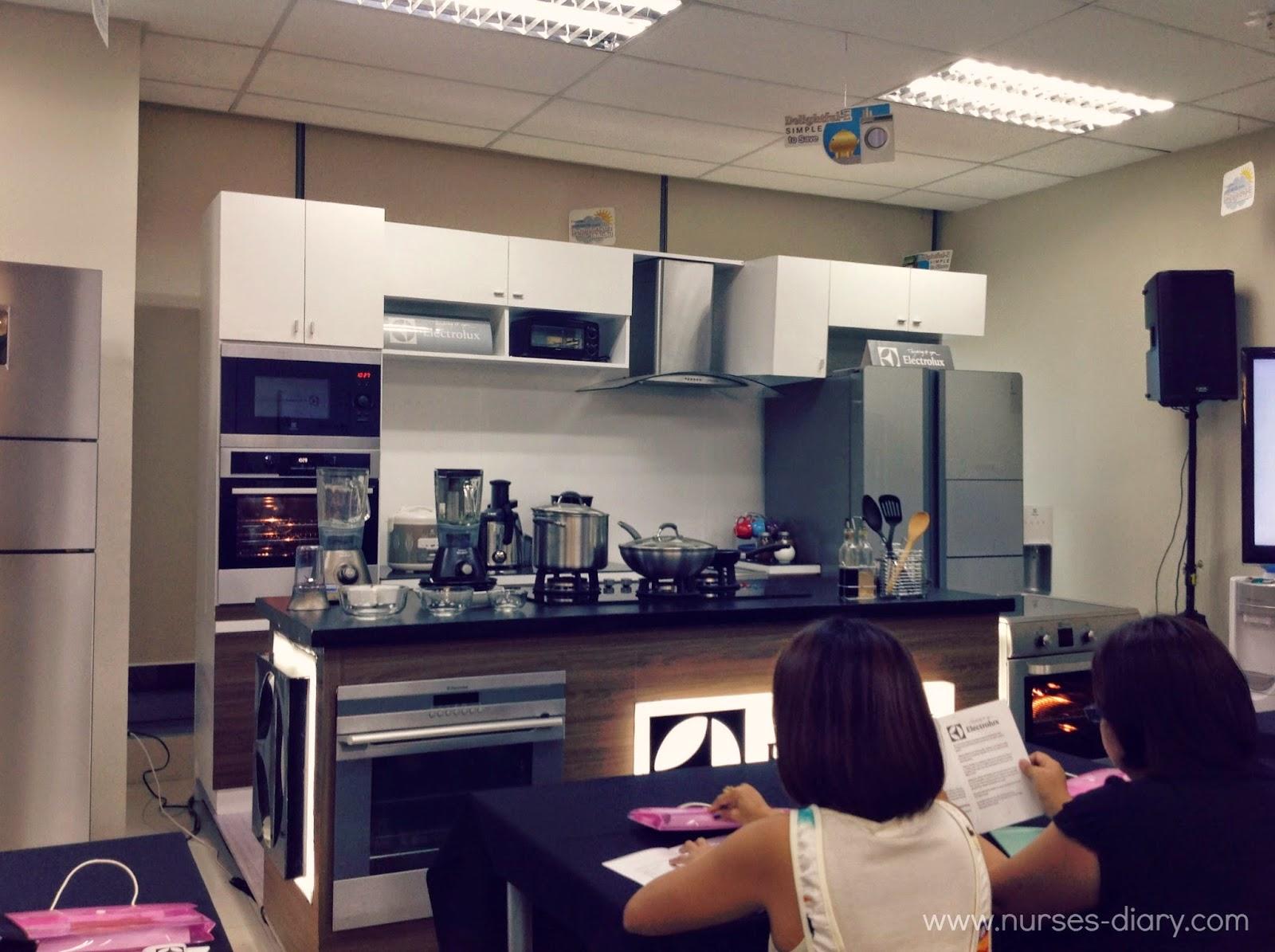 Electrolux DelightfulE Kitchen Class