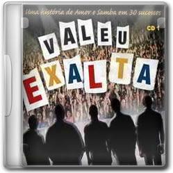 cd249 Exaltasamba  – Valeu Exalta! (2011)