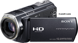 Gambar Handycam