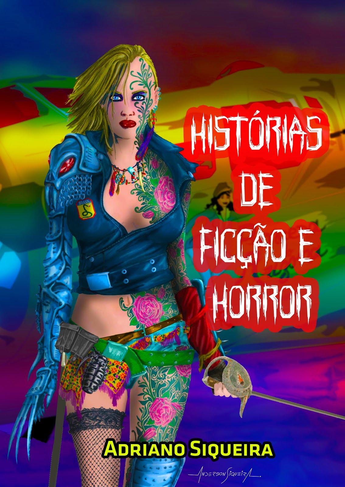 Histórias de Ficção e Horror - no Wattpad