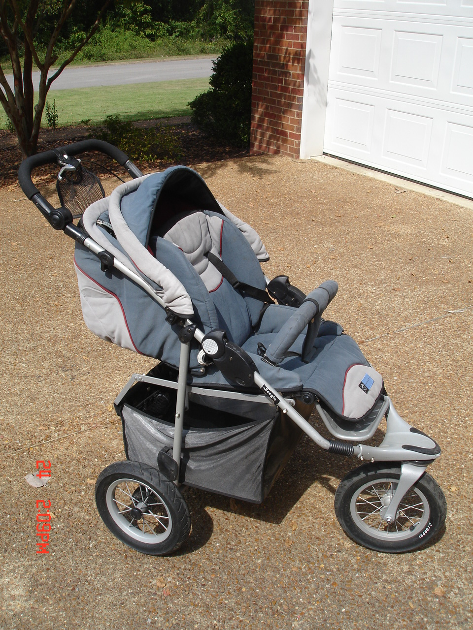 zooper buddy jogging stroller manual