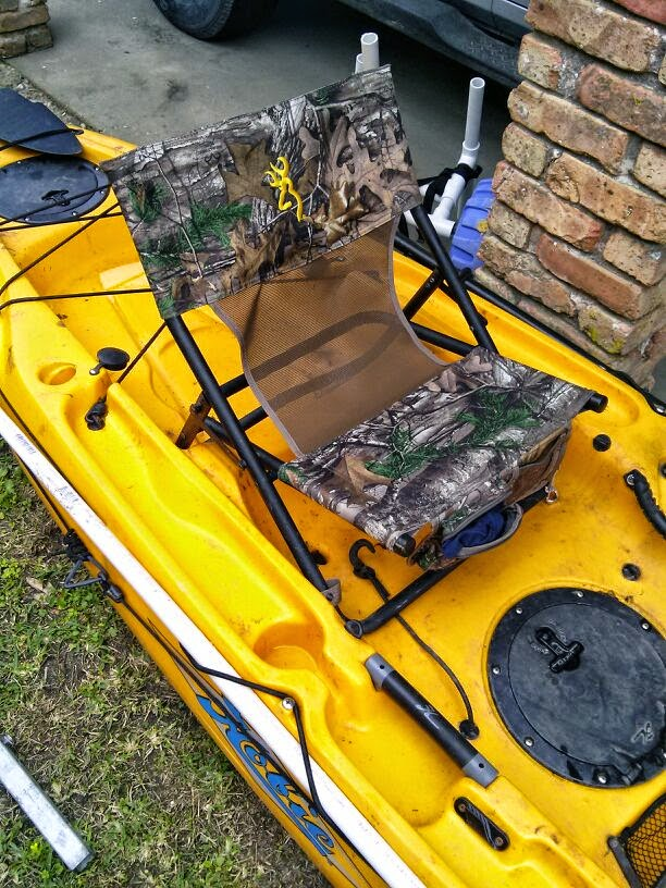Fishxscale the best kayak fishing mods and diy projects for Fishing kayak mods