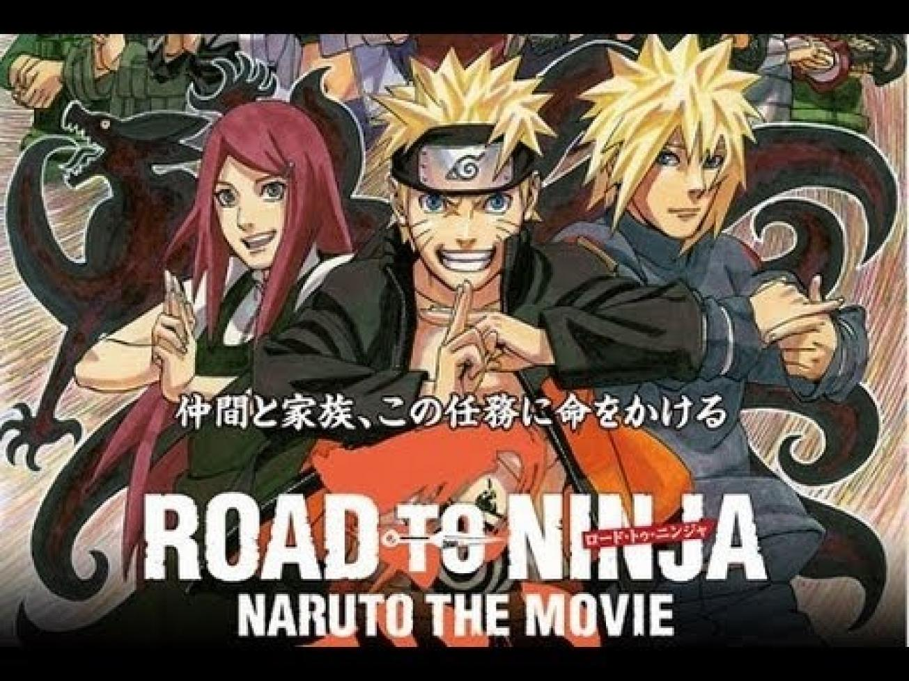 Assistir Naruto Shippuuden Filme 6: Road To Ninja Online
