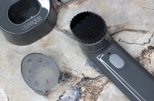 Clinique For Men-Sonic-System-Cleansing Brush-Review
