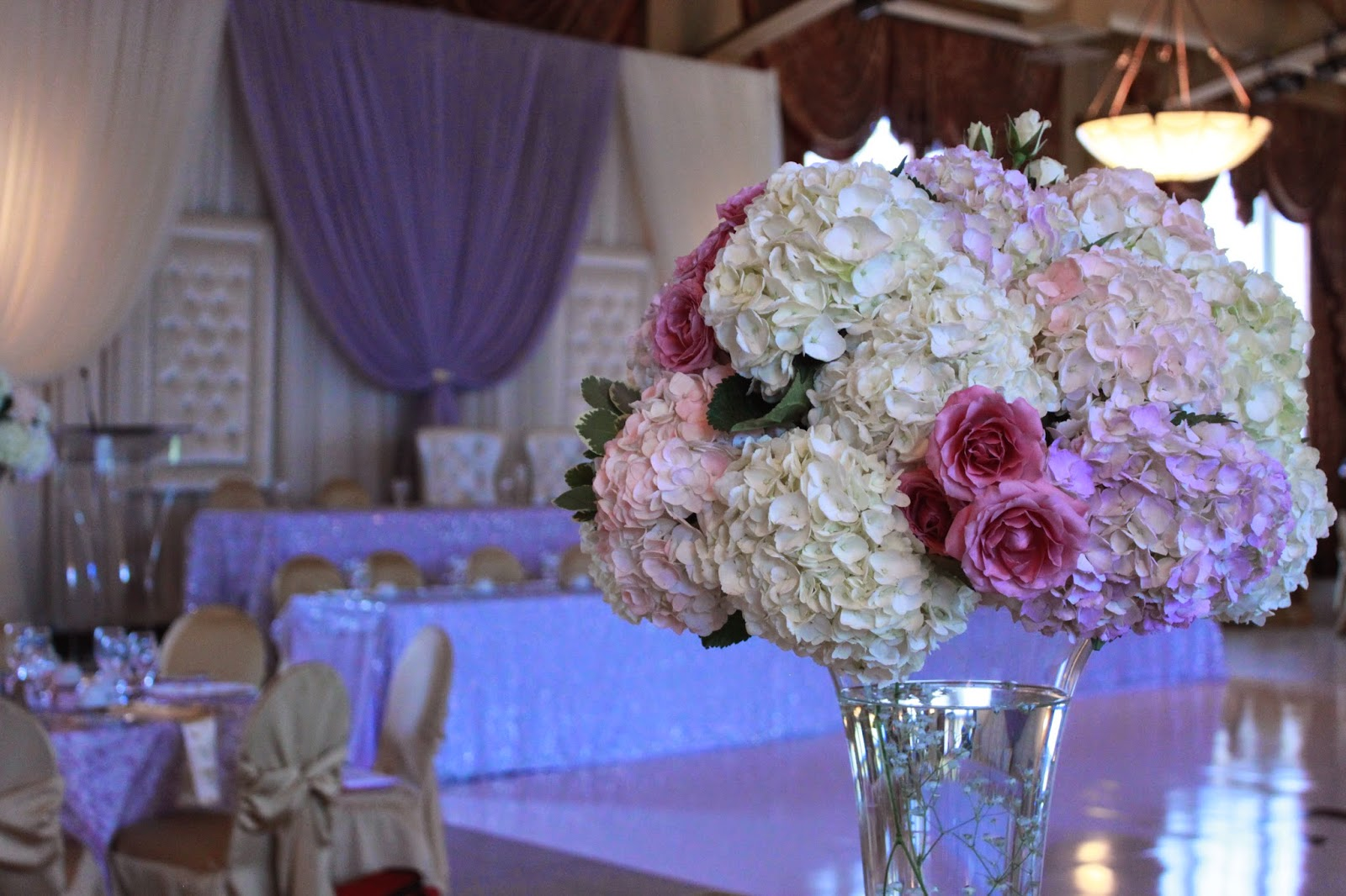 niagara wedding planner a divine affair purple elegant