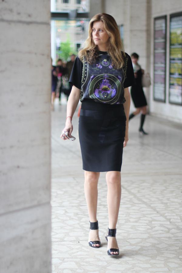 Virginie Mouzat At New York Fashion Week Amy Creyer 39 S Chicago Street Style Fashion Blog