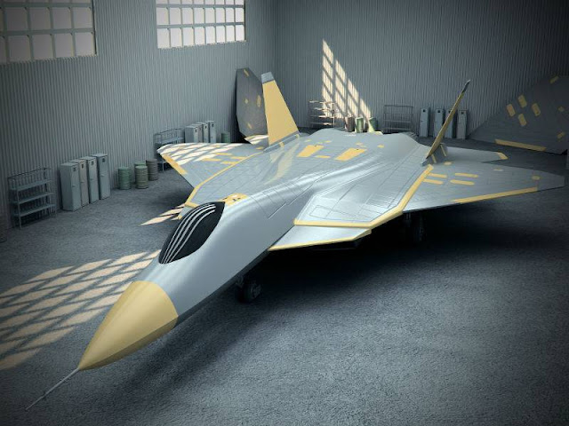 Indo-Russian 5th Generation Fighter Aircraft