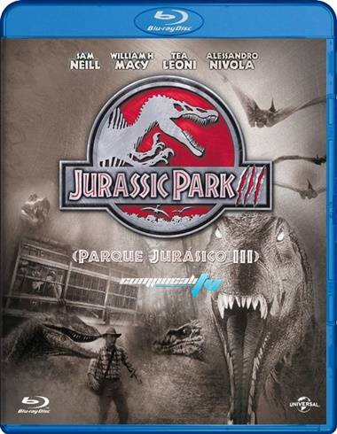 Jurassic Park 3 1080p (2001) Latino