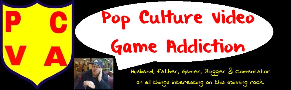 Pop Culture Video Game Addiction.