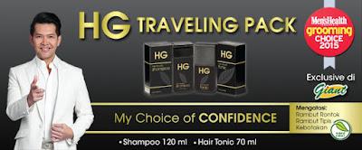 HG Shampoo & Hair Tonic