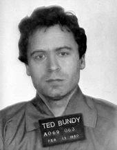 Ted Bundy mugshot