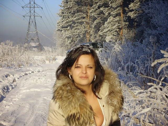 Busty Russian Women: Nadezhda G