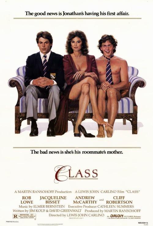descargar clase (1983) – DVDRIP LATINO