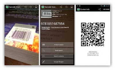 Free Download Barcode Scanner+ (Plus) v.1.8 apk