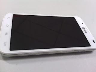 desain terkesan mewah LG L7 II Dual