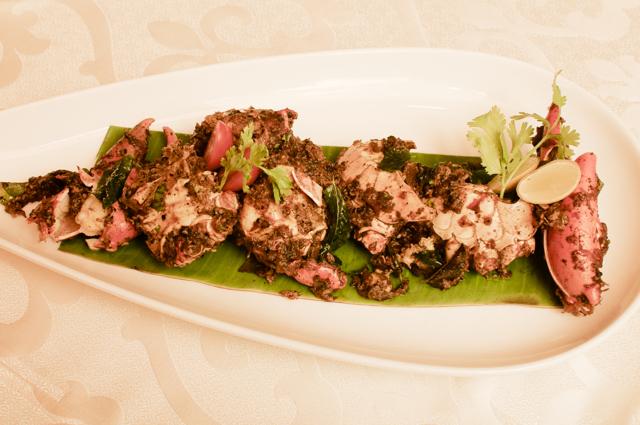 Karavalli food festival, Taj Clubhouse