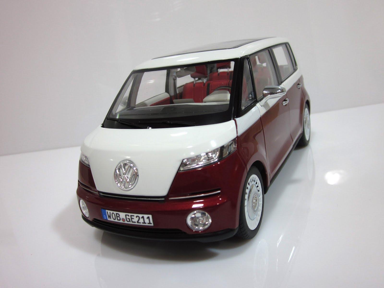 Volkswagen Bulli Concept 2011 - Norev