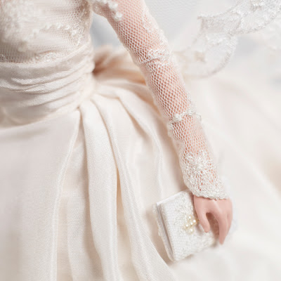 3 Grace Kelly: Barbie Noiva