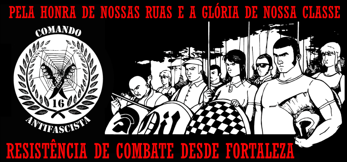 ANTIFASCISTAS 16///