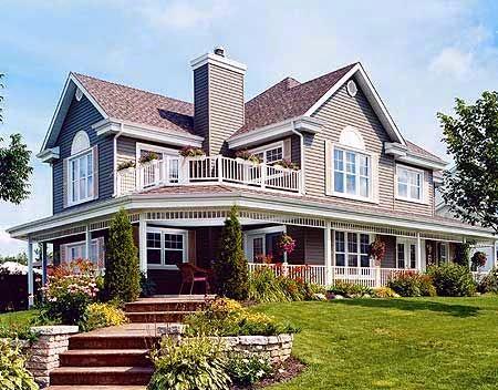 Michelle 10 home style for Porticati vecchio stile