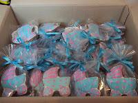 Fancy Cookies tempahan dari Sarah