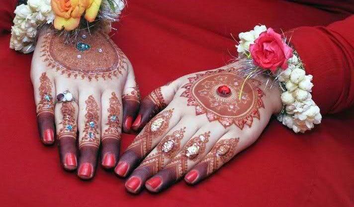 Mehndi Quotes For Wedding : Bridal mehndi designs henna patterns for indian bride