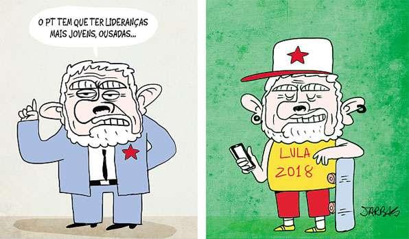 PT já tem candidato jovem pra disputar à Presidência em 2018 no lugar do Lula