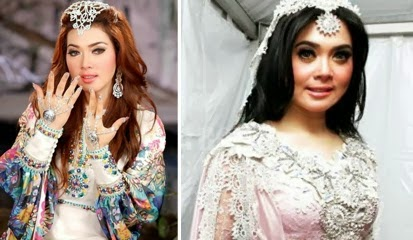 Kumpulan Foto Model Baju Kebaya Dress Ala Syahrini Trend