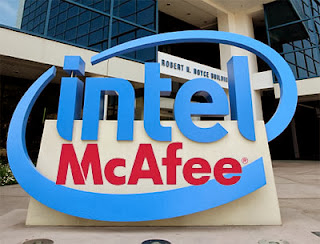 Intel eliminara la marca Mc-afee
