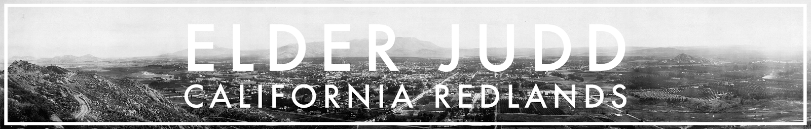 Elder Judd | CA Redlands Mission