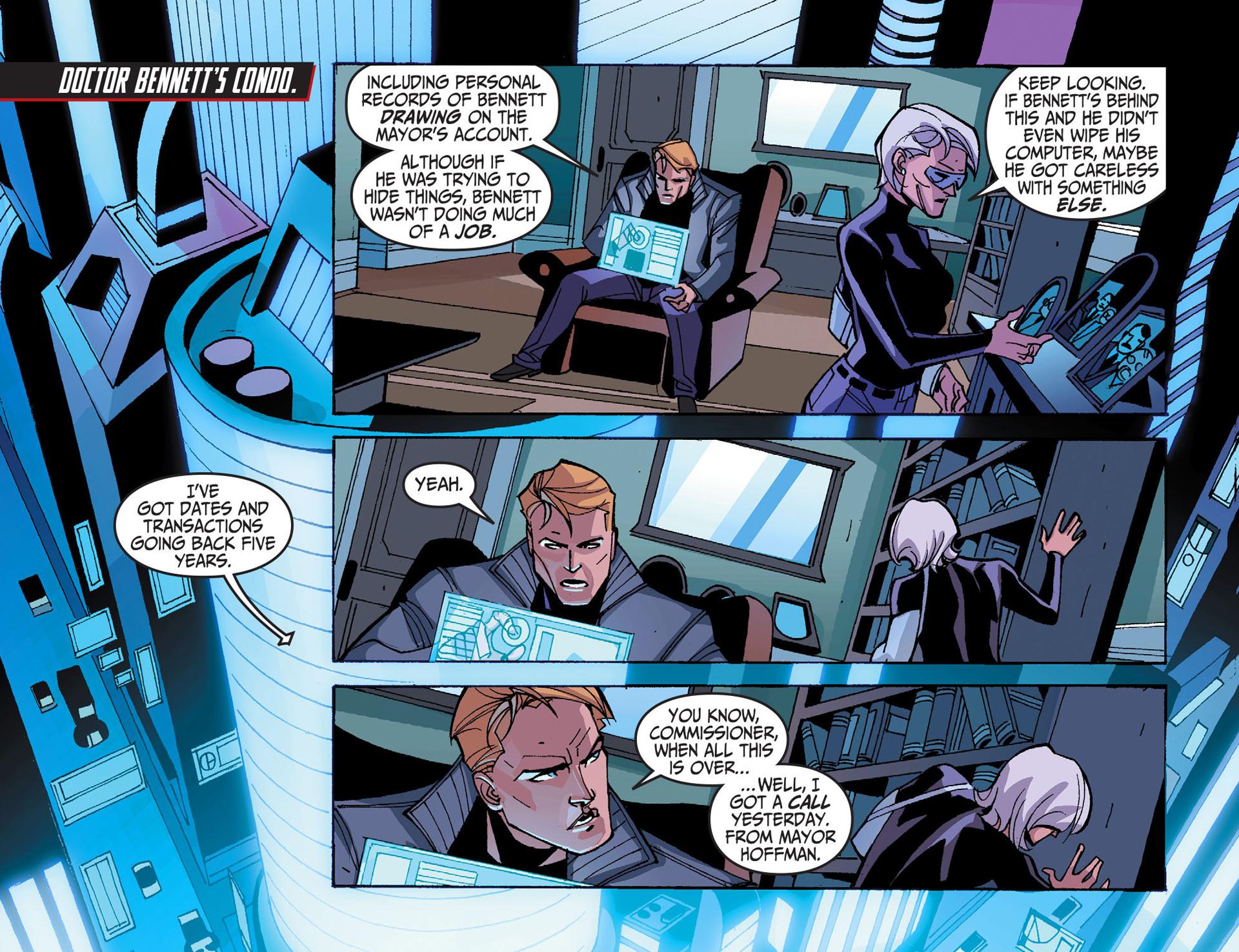 Batman Beyond 2.0 Issue #5 #5 - English 11