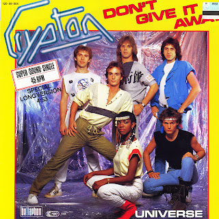CRYPTON - Don\'t Give It Away , Vinyl 12\'\' (1984)