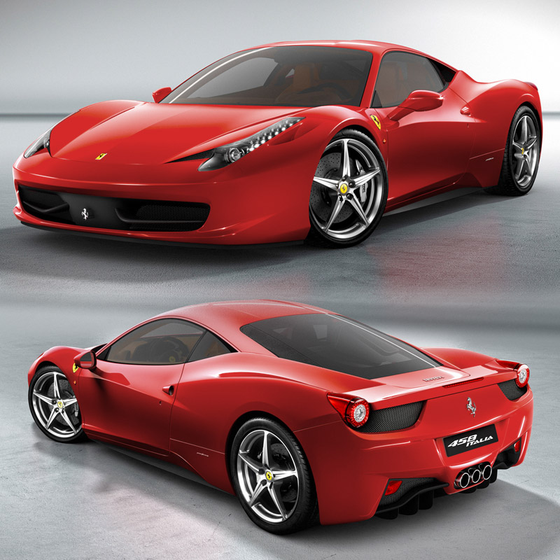 Ferraris Photo Gallery Ferrari 458 Italia