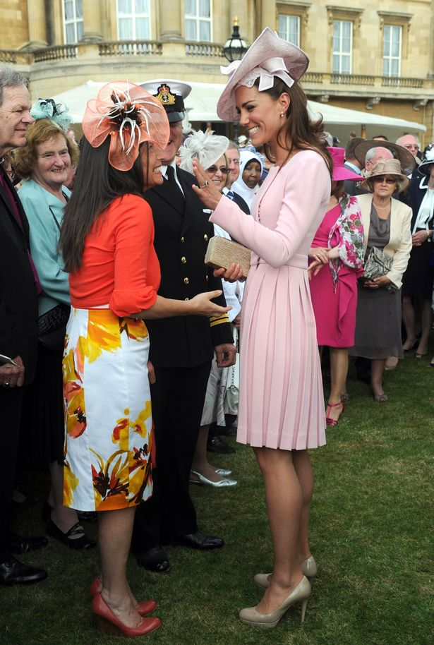 All About Kate Kate Middleton Recycles Pink Emilia