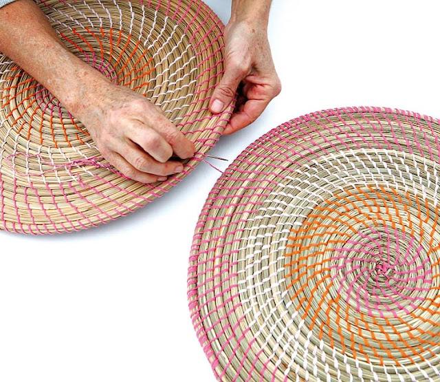 Плетение ковриков из шпагата своими руками мастер класс 70