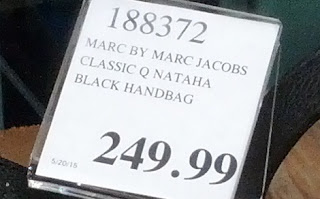 Deal for Marc By Marc Jacobs Classic Q Natasha Handbag at Costco