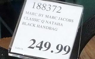 Deal for Marc By Marc Jacobs Classic Q Natasha Handbag at Costco