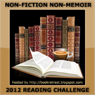 2012 non-fiction non-memoir reading challenge