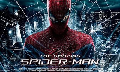 The Amazing spiderman Android game