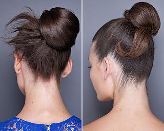 penteados, verão2013, coques