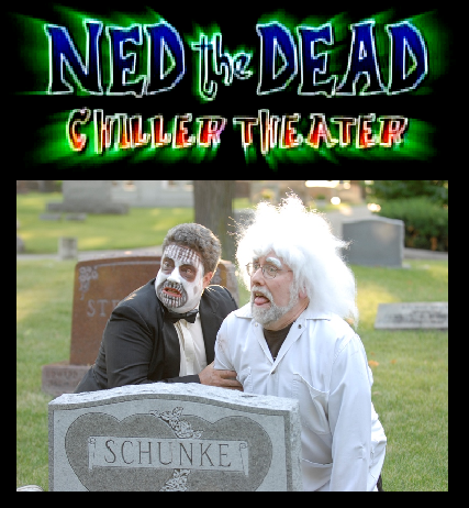 Ned The Dead Shown on BTV