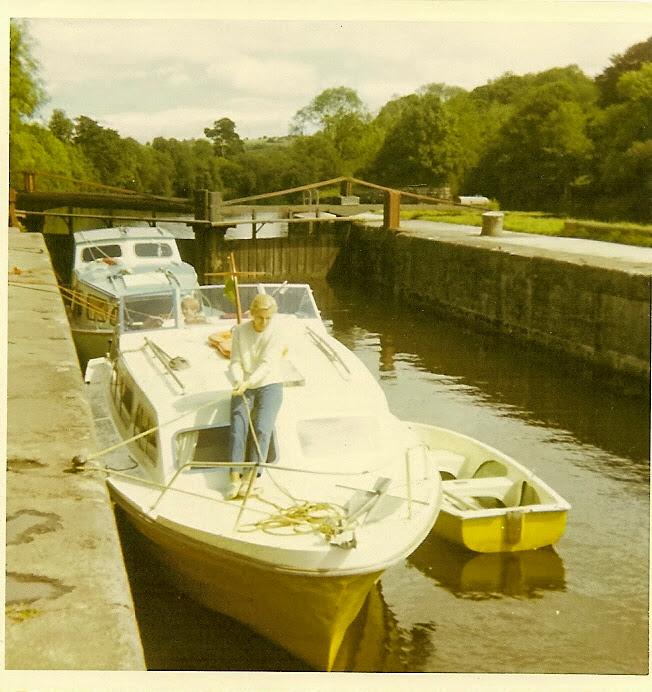 Clarendon Lock 1970