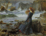 Miranda von J.W. Waterhouse